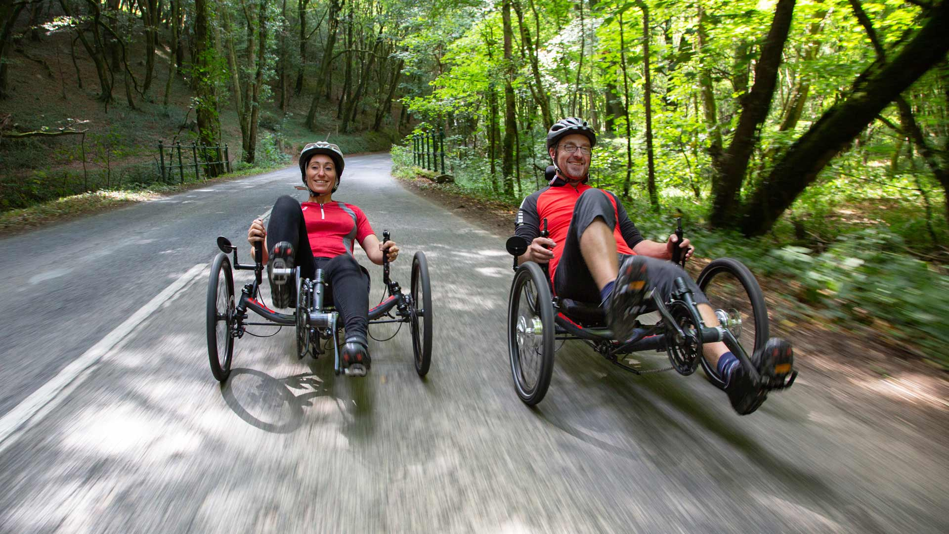 ICE Recumbent Trikes, Bikes - Electric Assist, Laid Back Folding