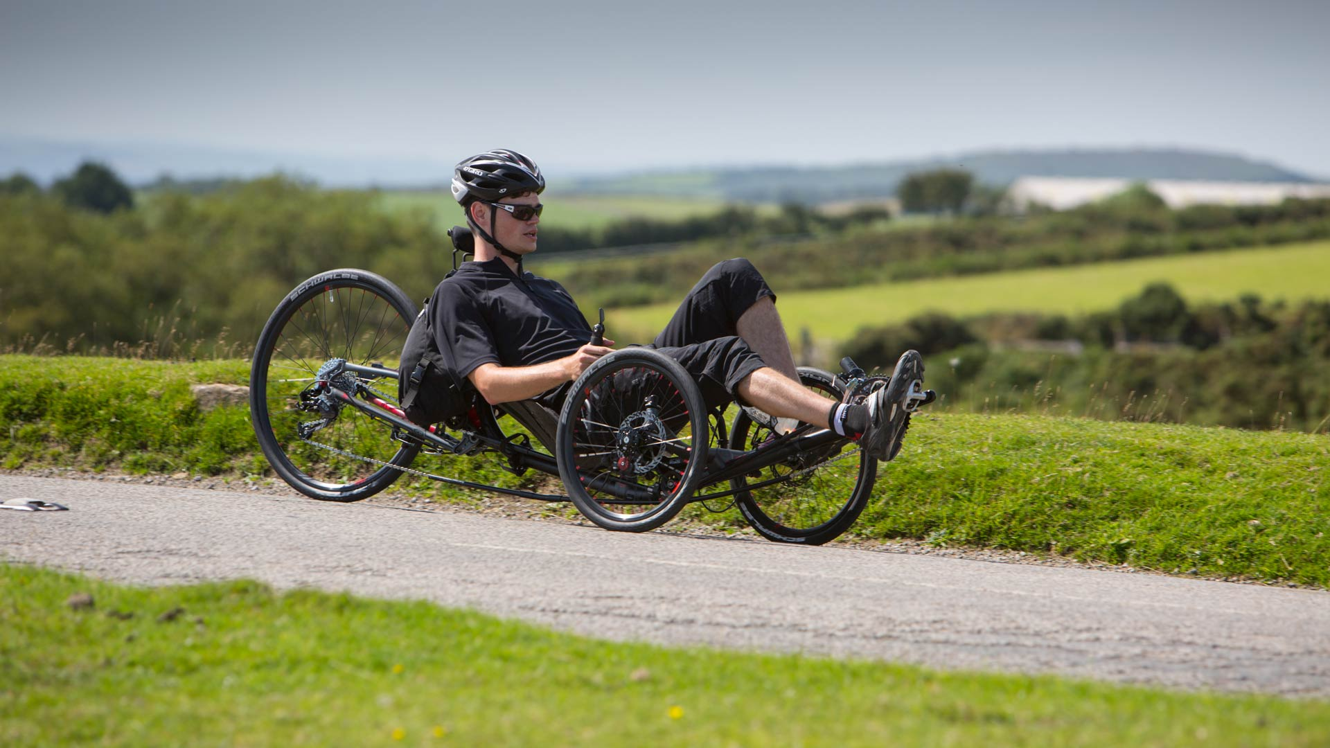 Ice Recumbent Trikes Bikes Electric Assist Laid Back Cycles