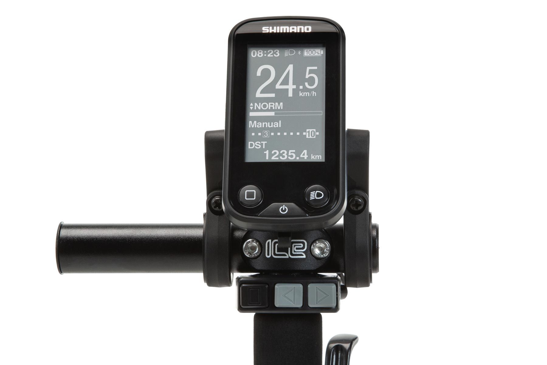 Shimano Steps E6100 Cycling Computer